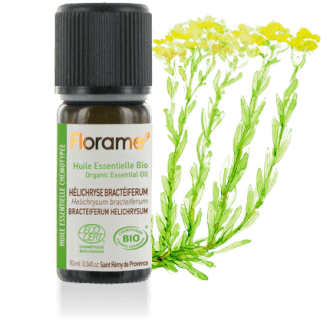 Bracteiferum Helichrysum Organic Essential Oil, 10 ml