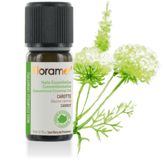 Carrot CONVENTIONAL Essential oil, 5 ml
