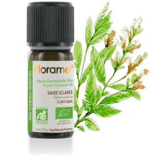Clary Sage Organic Essential oil, 5 ml