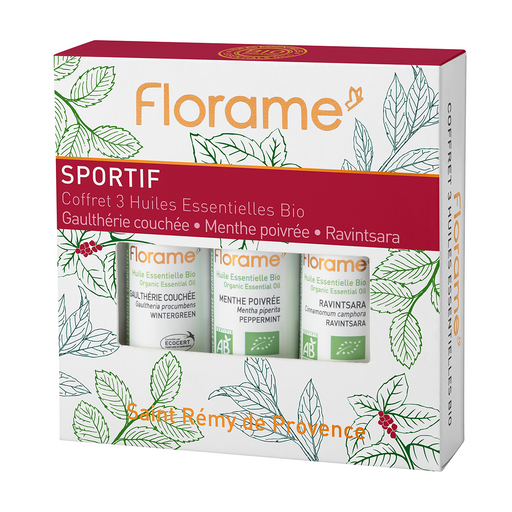 Sport Organic Essential Oils Pack