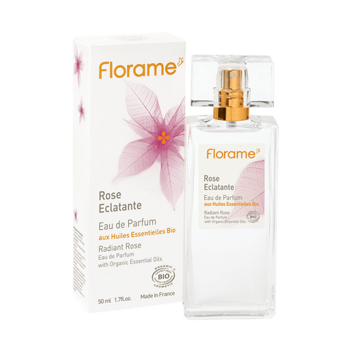 "Eau de Parfum ""Glowing Rose"", 50 ml"