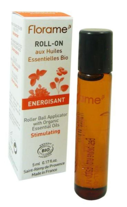Essential oils roll-on stimulating, 5 ml