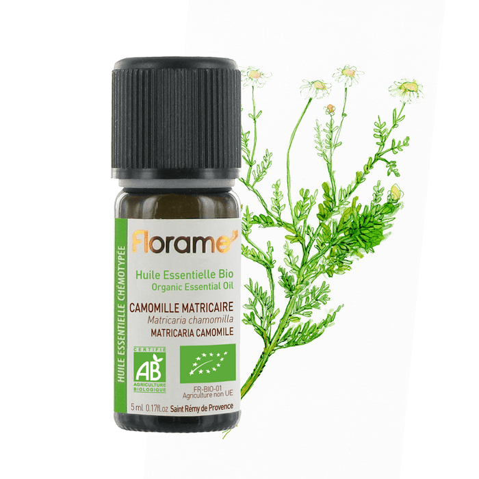 Matricaria Camomile Organic Essential oil, 5 ml