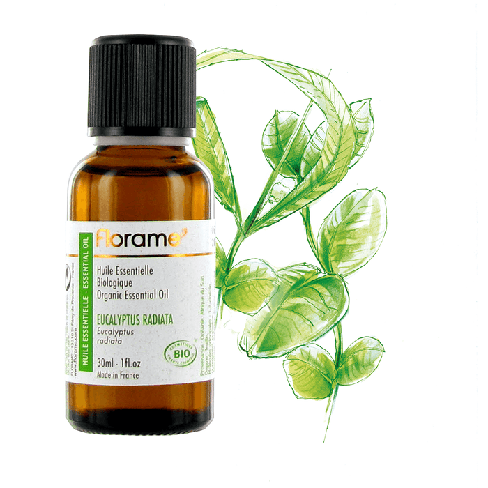Organic Radiata Eucalyptus Essential Oil, 30 ml