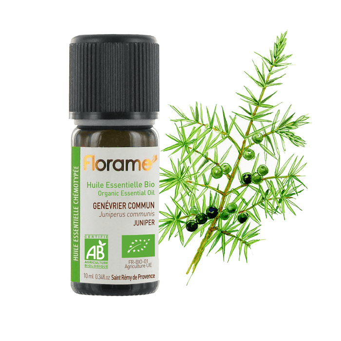 Juniper Organic Essential Oil, 10 ml