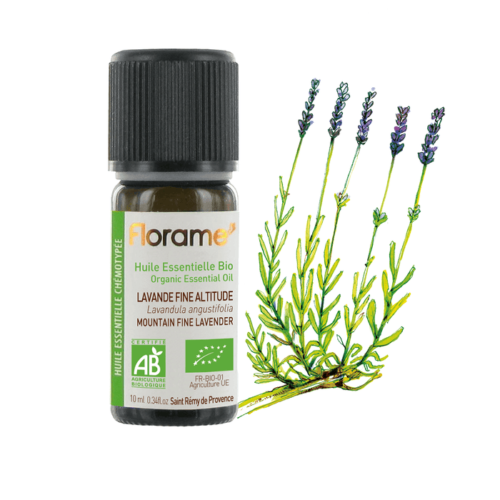 Mountain Fine Lavender Organic, 10 ml