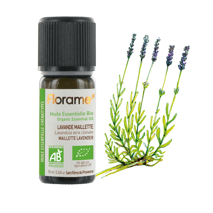 Maillette Lavender Essential oil, 10 ml