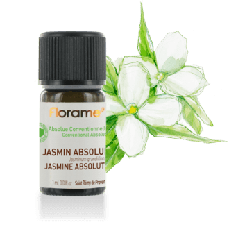 Jasmine Absolute Conventional Essential oil, 1 ml