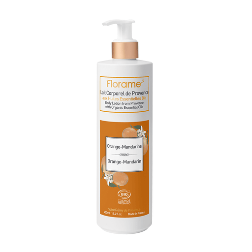 Orange - Mandarine Body Lotion, 400 ml