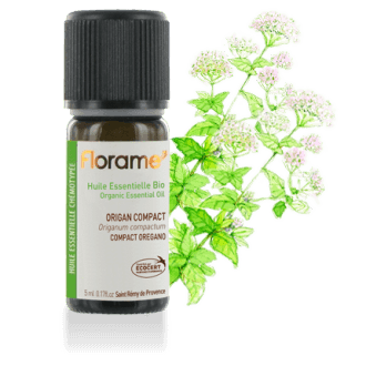 Compact Oregano Organic Essential oil, 5 ml