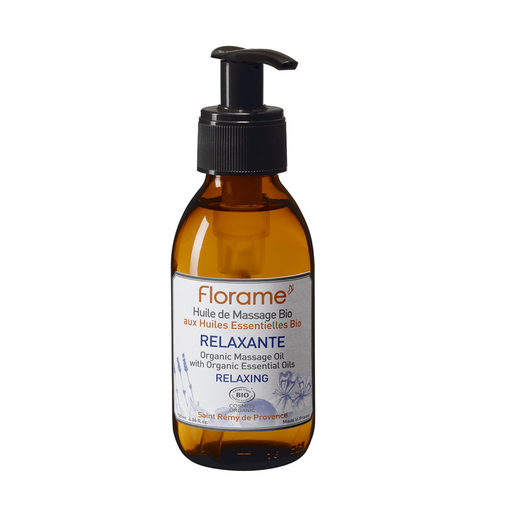 Relaxing Massage Oil, 120 ml