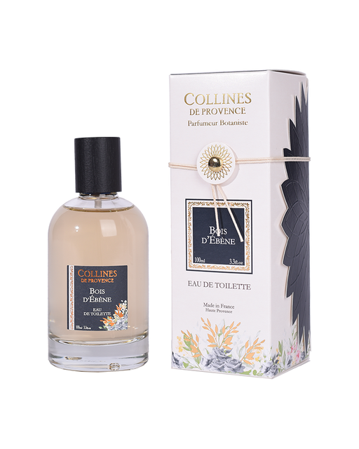 "Collines De Provence Eau De Toilette ""EBONY WOOD"", 100 ml."