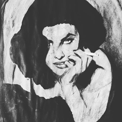Benjamin Schoos: Sherilyn Fenn (Fan Art Portrait)