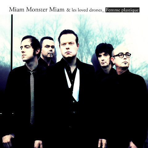 Miam Monster Miam and the Loved Drones  la Femme Plastique Compact Disc
