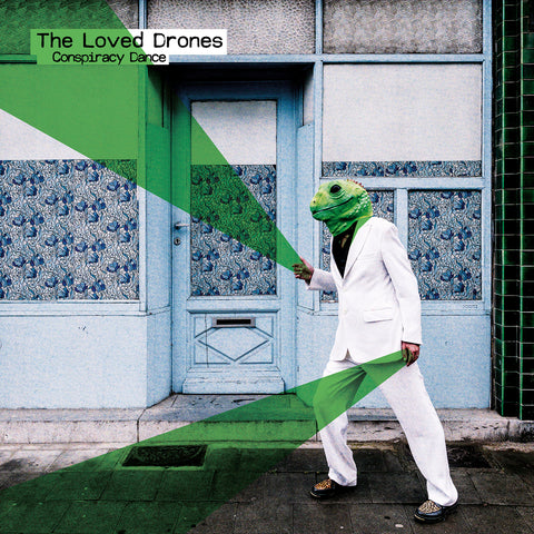 "The Loved Drones ""Conspiracy Dance"" Vinyl"