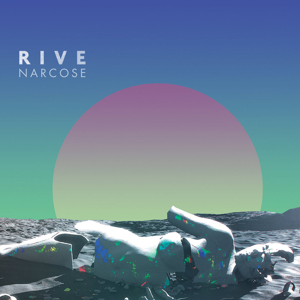 Copy of RIVE 'Narcose' CD