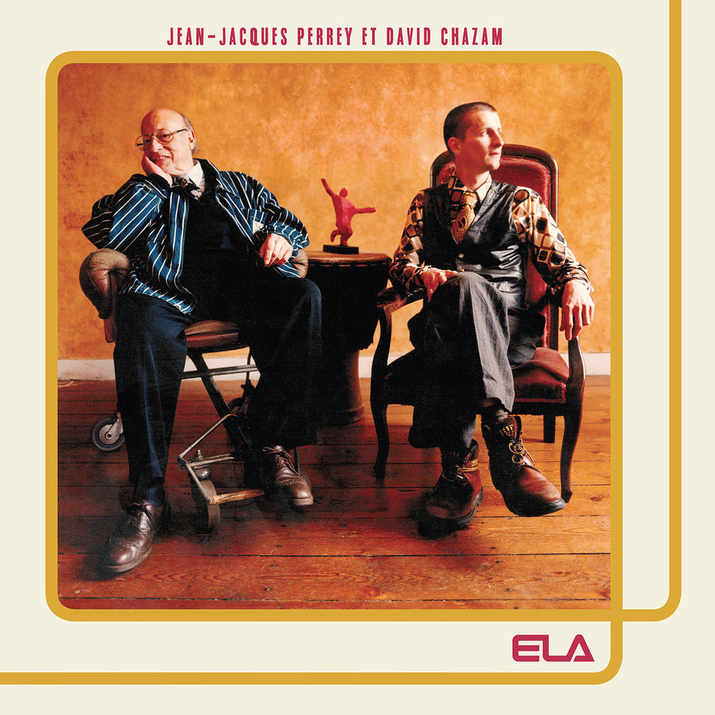 Jean-Jacques Perrey & David Chazam ' ELA'  LP