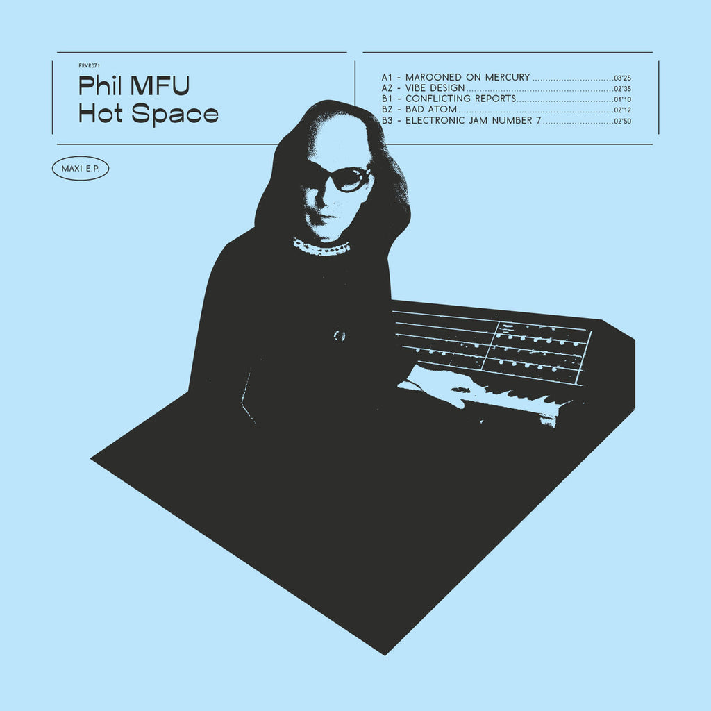 Vinyl Hot Space by Phil MFU