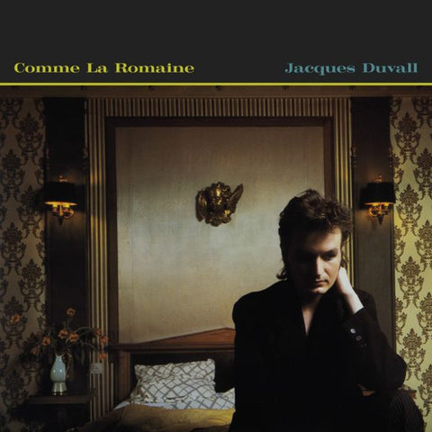 Jacques Duvall Comme la romaine ( reissue) Compact Disc