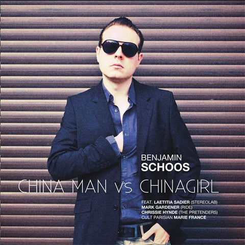 Benjamin Schoos China man vs Chinagirl Compact Disc