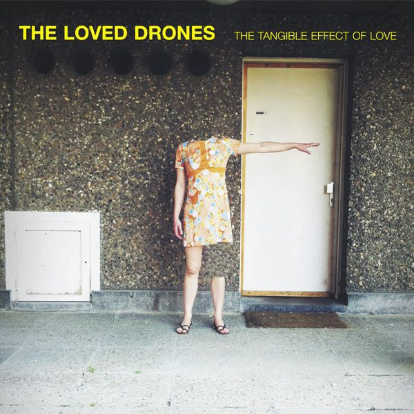 Loved Drones The Tangible Effect of Love Compact Disc