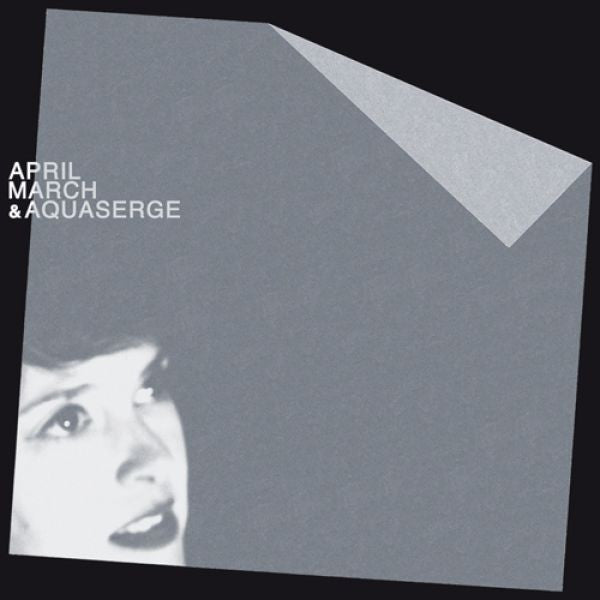 April March & Aquaserge Compact Disc
