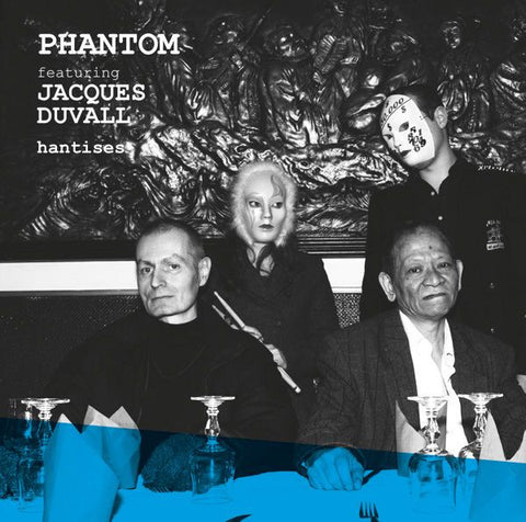Phantom feat. Jacques Duvall  Hantises Compact Disc