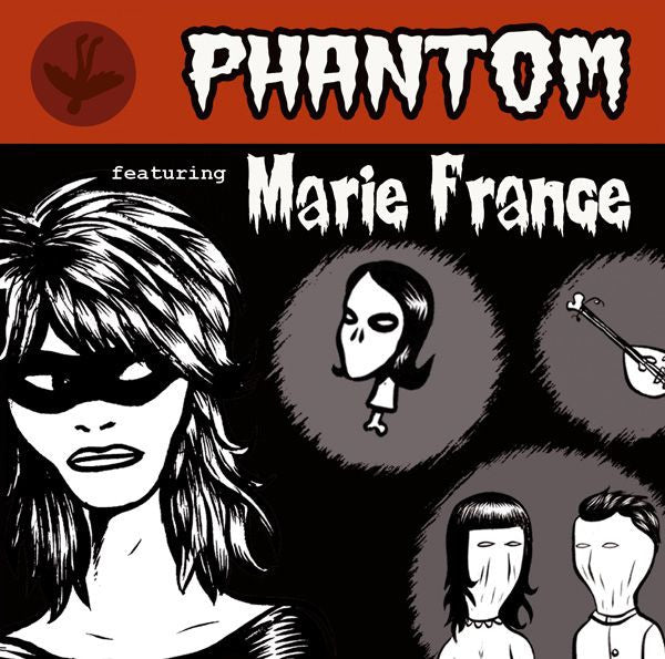 Phantom feat. Marie France Compact Disc