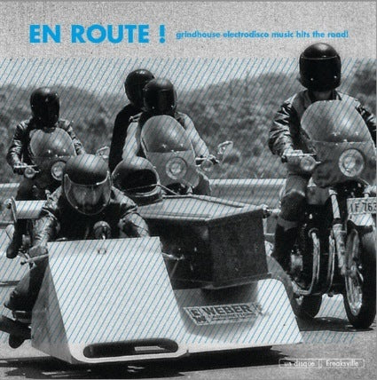 Various : En route ! Compact Disc