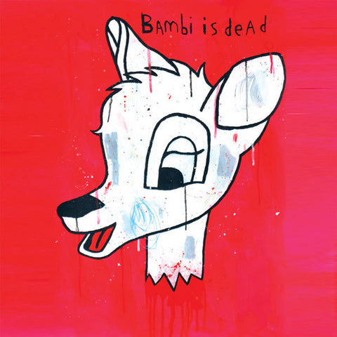 Juan d'Oultremont  Bambi is Dead Compact Disc