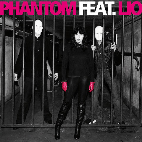 Lio and Phantom digipack cd