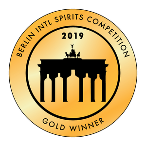 Berlin international spirits competition, gold winner 2019, gold winner, dansk rom, rum, rum spirit, dansk destilleri, distillery,