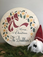 Holiday Sign Workshop