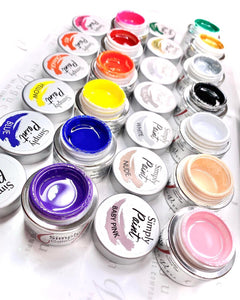 PACK 13 COLORES GEL PAINT