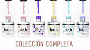 Colección completa Gelateria LAC IT - en Vogue Nails Spain