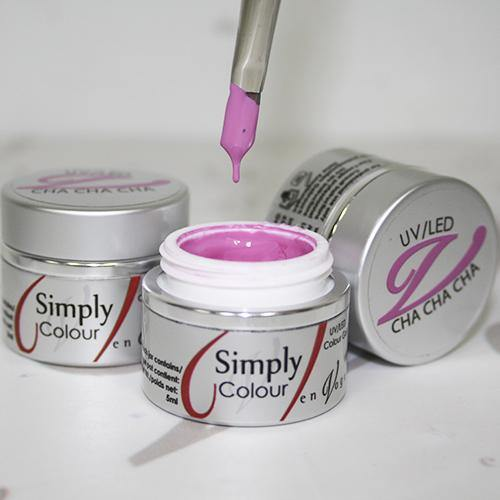 NEW SIMPLY COLOUR GEL - CHA CHA CHA