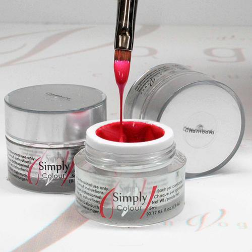 SIMPLY COLOUR GEL - CHAMBORD