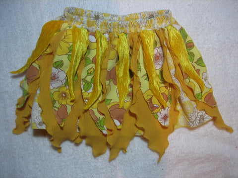 butterfly fairy skirt