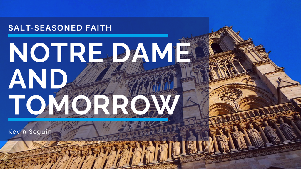 Notre Dame and Tomorrow cover image