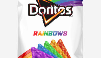 Rainbow Doritos and The Forgotten Verse.