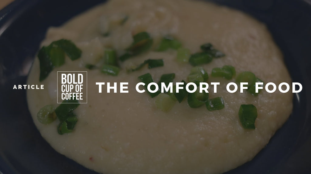 The Comfort of Food