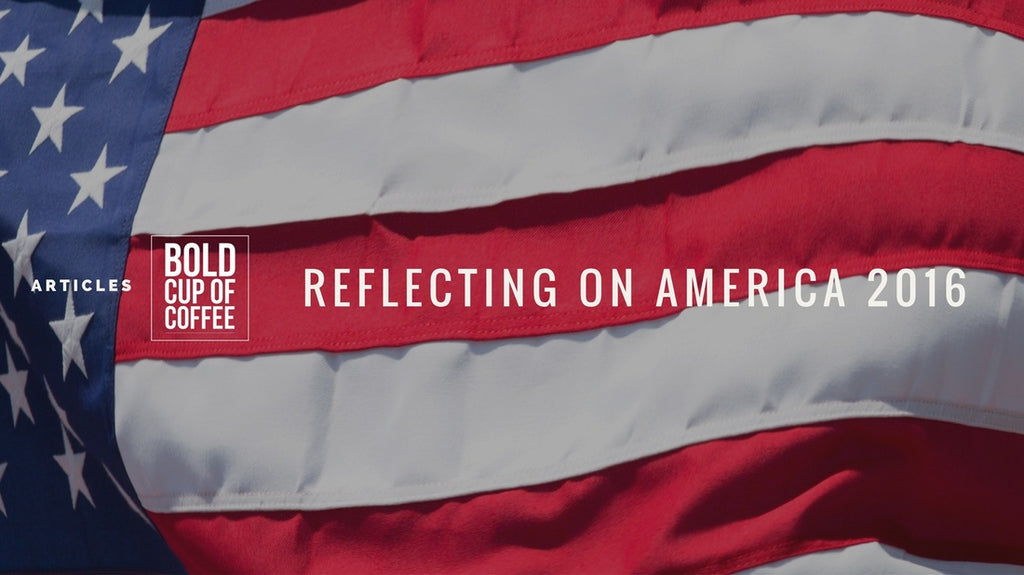 Reflecting On America 2016