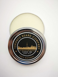 "100% All Natural Beard Balm - ""Classic Man"" Cedar-wood Scent"