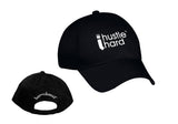 """i Hustle Hard"" Essentials Dad Cap"