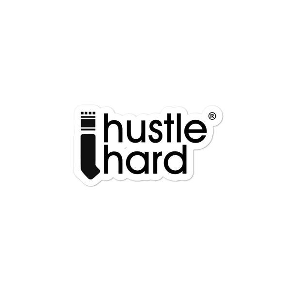 iHustleHard Collectible Stickers