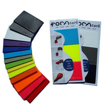 FORMcard, thermoplastic polymer in a handy pocket sized card. Perfect for DIY and quick fixes on the move. Variety of colours available.
