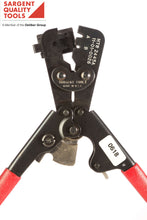 ".156"" Interconnect System Crimp Tool - SARGENT®#3136 CT (Molex 2445A, 11010026)"