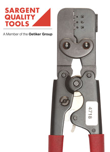 Micro-Pack .64, 100 & 100W and GT630 Terminal Crimp Tool #3191 CT