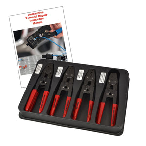 Auto Electric Terminal Tool Kit - Value Line - Sargent #3330 TRK