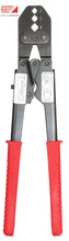 Auto & Truck Battery Crimp Tool for Cast Heavy Duty Tube Lugs & Terminals and Standard Wall Lugs - SARGENT® #6226 CT